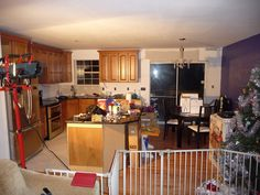 Need Photos Of OPEN Split FOYER Landing In Kitchen - Remodeling - DIY Chatroom Home Improvement Forum
