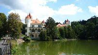 zámek Žinkovy.