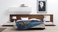 10 lits design avec tête de lit