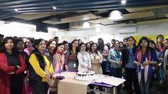 A glimpse of Women's Day Celebrations at Eli Faridabad Office. Eli Faridabad, Life At Eli Ladies Day, Celebrations, Life