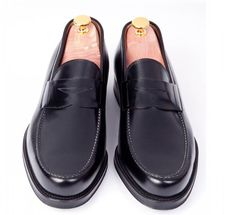 Shoe Porn: Sid Mashburn Italian Penny Loafer - The Best Dress Shoes for Men Fall 2012 - Esquire