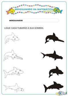 animal shadow matching worksheet (3) | Crafts and Worksheets for Preschool,Toddler and Kindergarten