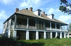 Whitney Plantation Historic District....  The district's plantation house is architecturally important statewide as one of Louisiana's most important examples of Creole architecture