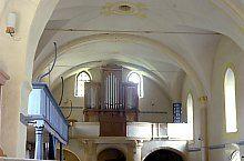 Nemşa, Evangelical fortified church, Photo: Dr. Hermenn Fabini