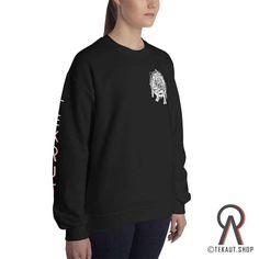 TEKAUT MECH Bella   Canvas Sweatshirt Tee Design, Dreadlocks, Pullover, Bella Canvas, Sweatshirts, Sweaters, Fashion, Fashionable Haircuts, Gift