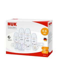 NUK First Choice Plus Perfect Start Plus Set