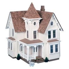 Wooden Dollhouse Kits, Victorian dollhouse kits, and historical dollhouses now off. Doll house furniture to accessorize your doll house kits.