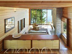Horseshoe Lake Cottage - Cheryl Atkinson Architect
