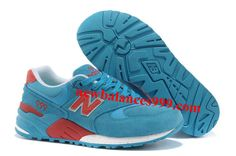 Best Gift New Balance NB WL999NG sea Blue Red For Women shoes Fashion Shoes  Shop New 18dc882e035
