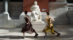 The Museum Workout, Metropolitan Museum, New York — 'Crafty ...  An energetic art tour draws attention to some of the museum's less obvious attractions.