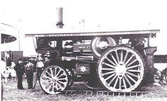 Photo:Statham's Steam Engine Steam Engine, Locomotive, Transportation, Old Things, Engineering, Vintage Cars, Trucks, Technology, Locs