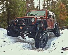 Jeep Wrangler JK Build | By Anthony C.