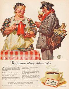 Coffee Ad JC Leyendecker Illustration | Flickr - Photo Sharing!