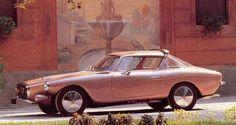 Jak Wam się podoba Lancia Flaminia Loraymo z 1960 roku?