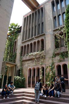 02 Ricardo Bofill, Taller de Arquitectura visit