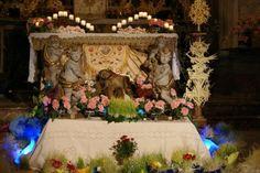 Settimana Santa CHIESA DI San Giuseppe aTaormina