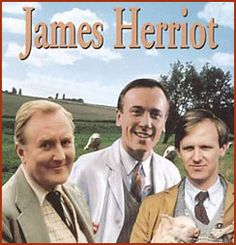 James Herriot's books. All. Of. Them.