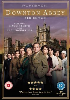 Downton Abbey-love this show!