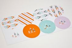 One Plus One Holiday Paper Goods