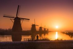 We will show you how beautiful the netherlands can be with over 30 stunning and incredible photos of Holland, DUtch landscapes and cities Places To Travel, Places To Go, Le Moulin, Travel Photographer, Countries Of The World, Photos, Pictures, Wonderful Places, Beautiful World