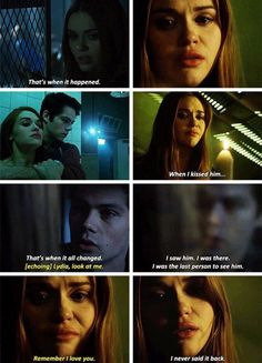 THIS SCENE was SOOOO heart wrenching!! ♥️ || Teen Wolf 6x09 { I ship stydia!! }
