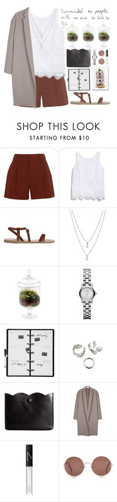 """Capricorn 3"" by pantelle ❤ liked on Polyvore featuring Chloé, Lilly Pulitzer, Ancient Greek Sandals, Eva Fehren, Dot & Bo, Kikkerland, ASOS, Organic by John Patrick, NARS Cosmetics and Sunday Somewhere"