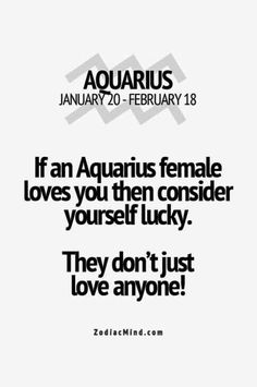 Zodiac Mind - Your source for Zodiac Facts Astrology Aquarius, Aquarius Love, Aquarius Traits, Aquarius Quotes, Aquarius Woman, Zodiac Signs Aquarius, Zodiac Mind, My Zodiac Sign, Zodiac Facts