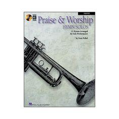 Hal Leonard Praise & Worship Hymn Solos - 15 Hymns Arranged for Solo P