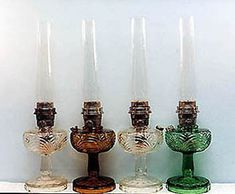 Old Kerosene Lanterns For Sale | aladdin lamps, the antique washington drape kerosene lamps of ...