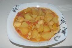 🌟Guiso de patatas con sepia
