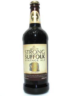 Suffolk Vintage Ale. Inglaterra