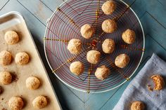 Alice Medrich's version of these golden orange yam and coconut cookies from Spain is delicate and flavorful.
