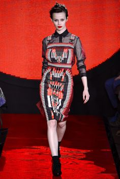 Holly Fulton Fall 2013 Ready-to-Wear Collection Slideshow on Style.com