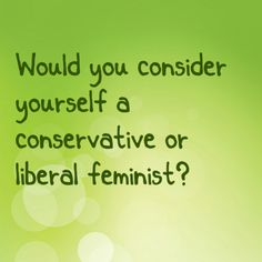 Create Parity: In search of a greater conservative feminist base