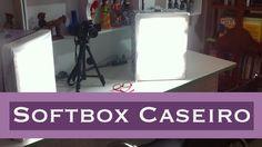 Softbox caseiro