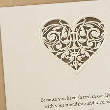 Resultado de imagem para laser cut wedding invitations