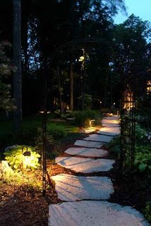 Small Business Ideas | List Of Small Business Ideas: Start a Landscape Lighting Business