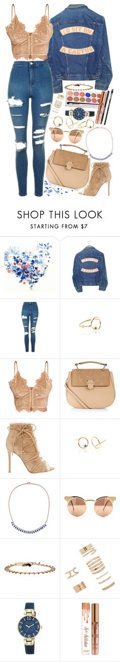 """"""". . ."""" by valeria-angel ❤ liked on Polyvore featuring Kylie Cosmetics, Understated Leather, Topshop, Sarah & Sebastian, Accessorize, Gianvito Rossi, Irene Neuwirth, Isabel Marant, Forever 21 and Anne Klein"""