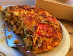 ΜΑΓΕΙΡΙΚΗ ΚΑΙ ΣΥΝΤΑΓΕΣ: Ομελέτα φούρνου με μανιτάρια, πιπεριές και φέτα !!!