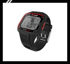 Polar RC3 GPS HR   Lightness-loving runners and cyclists can now strap a powerful GPS fitness computer to their wrists without tipping the scales. Slim and aerodynamic, this 58 gram watch provides a full roster of capabilities, from tracking route, speed, and distance to providing training feedback. With the wireless heart-rate monitor youll be smashing through your personal bests in no time flat
