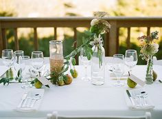 Intimate Northern California wedding | Photo by Christina McNeill | Read more - http://www.100layercake.com/blog/?p=71812