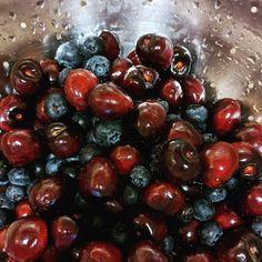 Gettin' ready to get my blueberry, cherry groove on... @tettimersproducestand  #freshfruit #freshvegetables #buylocal Buy Local, Fresh Vegetables, Fresh Fruit, Plum, Harvest, Blueberry, Lisa, Cherry, Handmade Jewelry