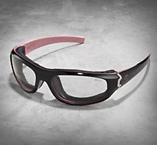 See the world from a new lens in H-D® Performance eyewear by Wiley X®. Not only do the Curve LA™ Light Adjusting Smoke Glasses look great, but they include riding benefits such as: Harley Davidson Jewelry, Harley Davidson Motorcycles, Cars Motorcycles, Biker Chick, Biker Girl, Harley Gear, Harley Shirts, Biker Accessories, Biker Wear