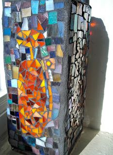 EarthMotherMosaics: In The Studio - Wednesday