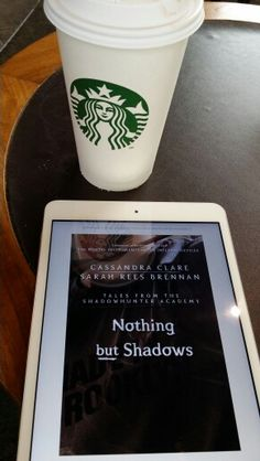 Nothing But Shadows by Cassandra Clare and Sarah Rees Brennan