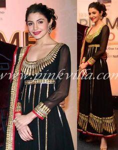 Anushka Sharma in Abu Sandeep | PINKVILLA