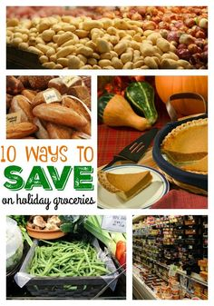 Trying to keep your holiday grocery shopping expenses under control? Check out these tips to save on holiday groceries ad: