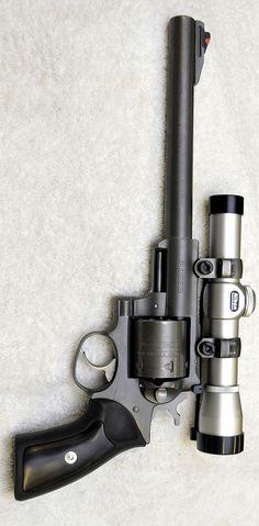 BAMF Ruger Revolver