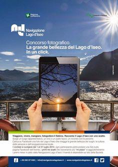 """Iseo & Franciacorta News : NAVIGAZIONE LAGO D'ISEO """"La grande bellezza del La..."""