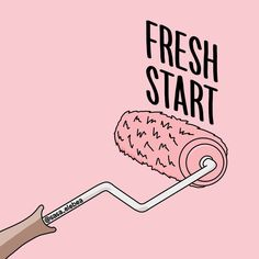 Inspirational Quotes Discover Fresh start by Sasa Elebea Art Print by Sabrina Brugmann Quotes Dream, Babe Quotes, Self Love Quotes, Words Quotes, Quotes To Live By, Pink Quotes, Sayings, Gurbani Quotes, Positive Quotes
